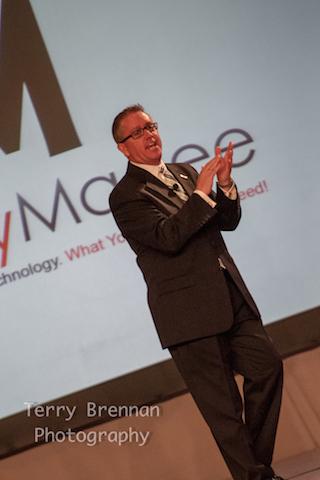 Jeff Magee speaking