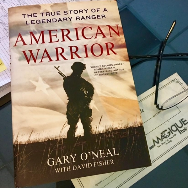 American Warrior by Gary O' Neal