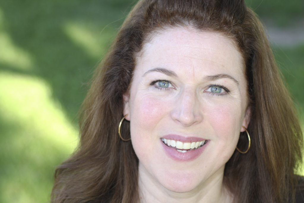 Karen Purves Headshot