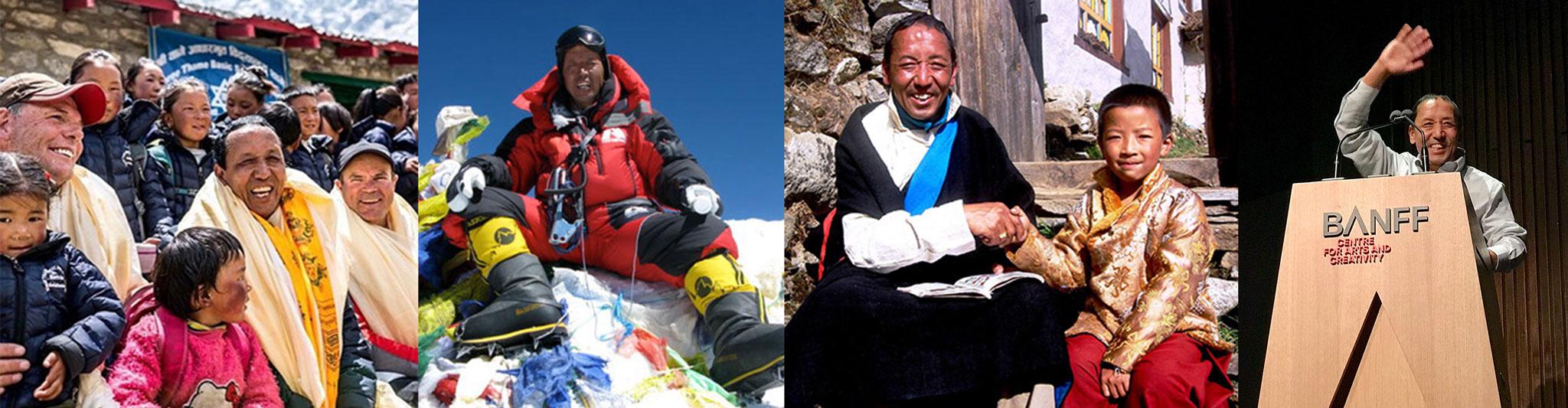 Apa Sherpa Banner