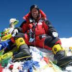Apa Sherpa on Mountain